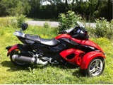 Annonce Moto SPYDER RS SEQUENTIEL