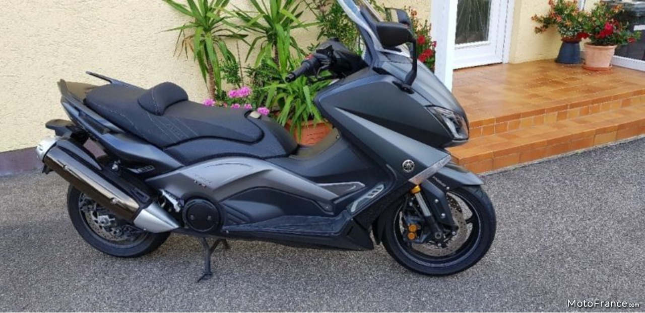 cooter Yamaha T-Max 530 AbS